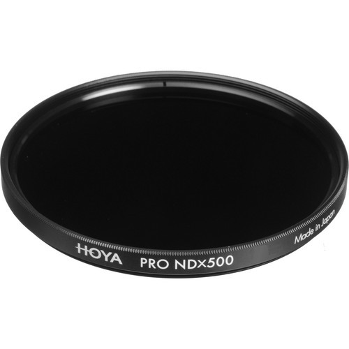 Hoya 62mm ProND500 2.7 Filter (9-Stop)