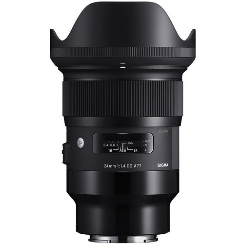 Sigma 24mm f/1.4 DG HSM Art Lens (Sony E)