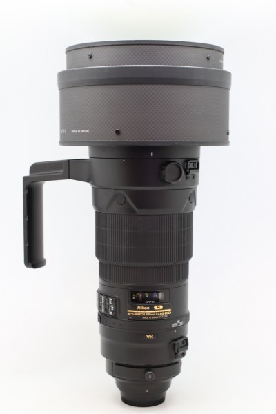 [USED-PUDU] NIKON 400MM F2.8G AFS N VR ED  90%LIKE NEW CONDITION SN:2033338