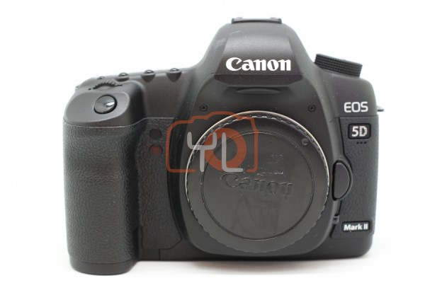 [USED-PUDU] Canon EOS 5D Mark II Camera 95%LIKE NEW CONDITION SN:3011501376
