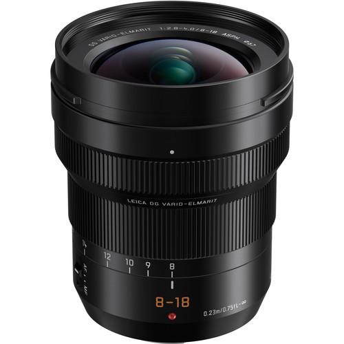 Panasonic Leica 8-18mm F2.8-4 DG Vario-Elmarit ASPH. (H-E08018E)