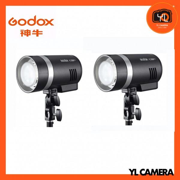Godox AD300Pro Outdoor Pocket Flash 2 Light Kit