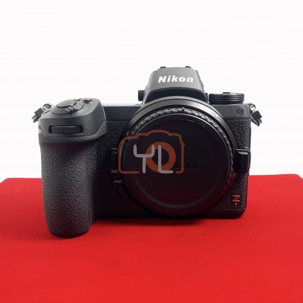 [USED-PJ33] Nikon Z7 Camera Body (Shutter Count:1362), 95% Like New Condition (S/N:7200407)