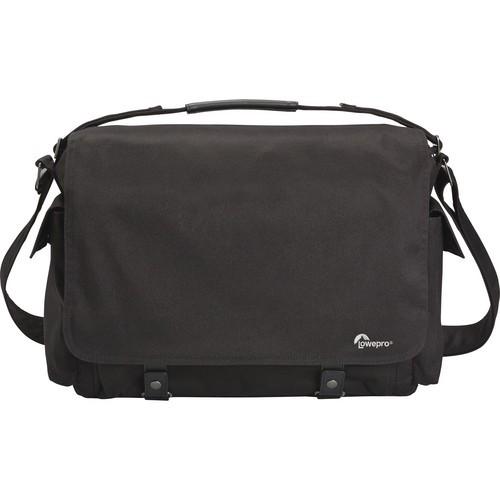 (SPECIAL DEAL) Lowepro Urban Reporter 350 Camera Messenger Bag (Black)