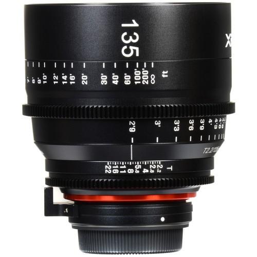 Samyang Xeen 135mm T2.2 Lens for Nikon F Mount