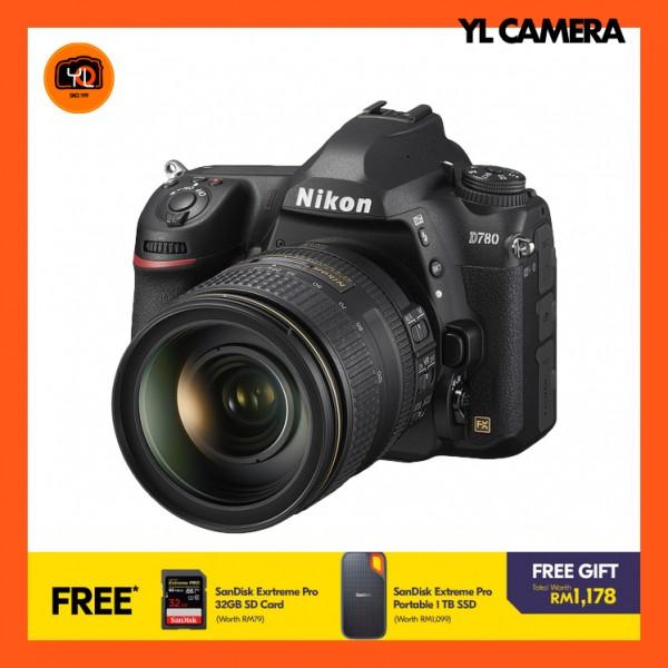 Nikon D780 + AF-S 24-120mm F4 G ED VR