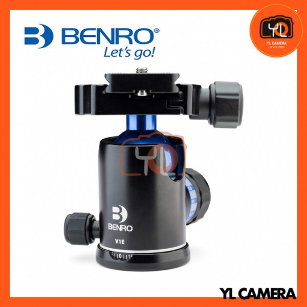 Benro V1E Triple Action Ball Head