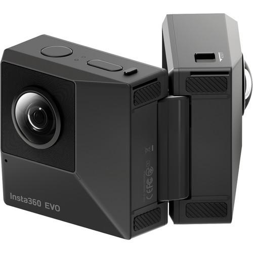 Insta360 EVO 3D/2D Convertible 360/180° VR Camera