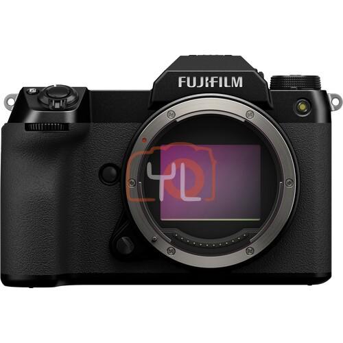 FUJIFILM GFX 50S II Medium Format Mirrorless Camera (Body Only) ( 32GB UHS-II SD Card )