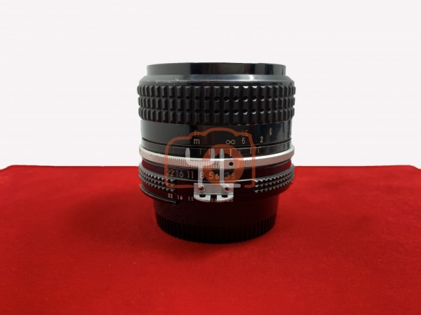 [USED-PJ33] Nikon 28mm F3.5 , 80% Like New Condition (S/N:1800198)