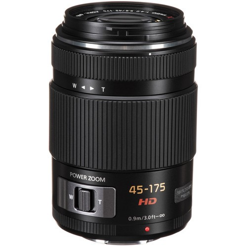 Panasonic 45-175mm F4-5.6 LUMIX G X Vario ASPH. POWER OIS (H-PS45175E)