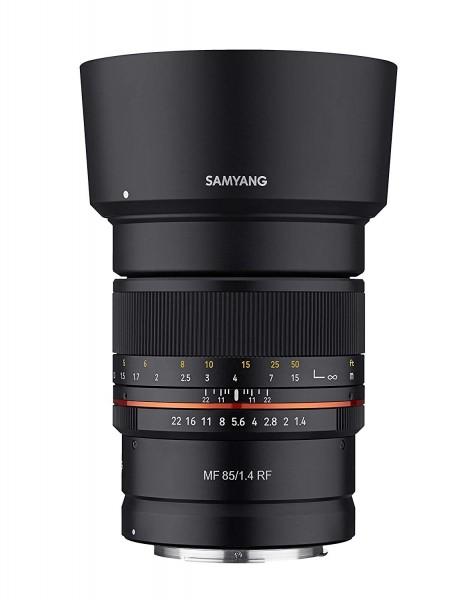 Samyang 85mm F1.4 Lens for Canon RF