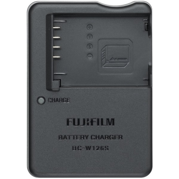 Fujifilm BC-W126S Battery Charger For NP-W126S