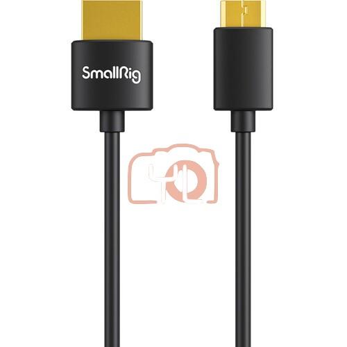 SmallRig 3041 Mini-HDMI to HDMI Cable (21.7