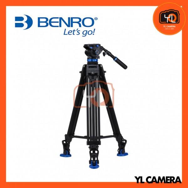 Benro A573TBS7 Dual Stage Video Tripod Kit