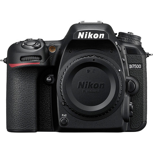 (Promotion) Nikon D7500 DSLR (Online Redemption for Extra Battery & Extended 1 Year Warranty)