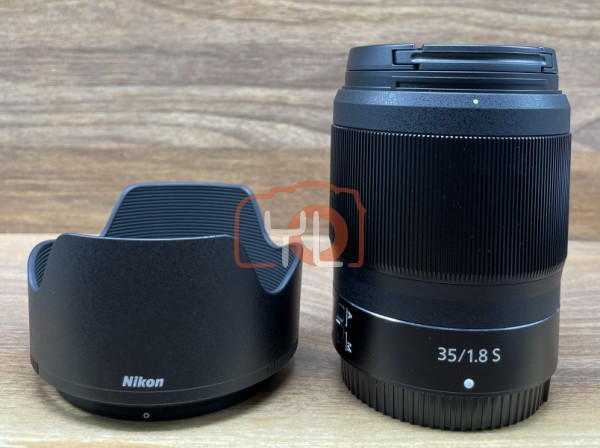 [USED @ YL LOW YAT]-Nikon Z 35mm F1.8 S Lens,95% Condition Like New,S/N:20012629
