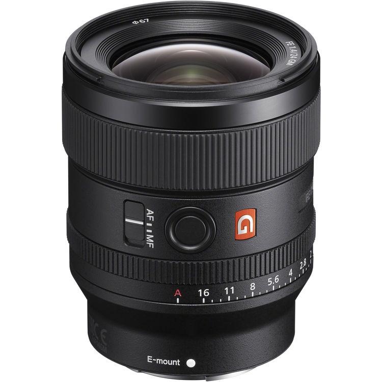 (Pre-Order) Sony FE 24mm F1.4 GM (SEL24F14GM)