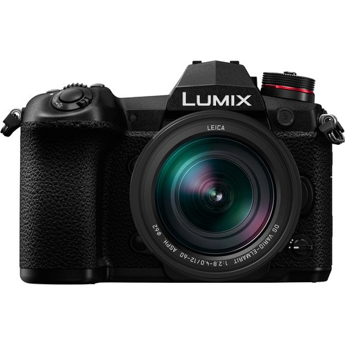 Panasonic Lumix DC-G9 + 12-60mm F2.8-4 ASPH.