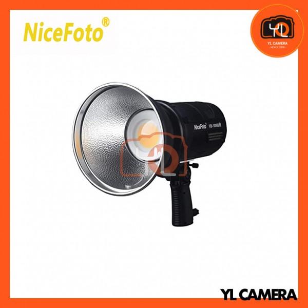 NiceFoto HB-1000B II Daylight COB Battery Bowens Mount LED Video Light