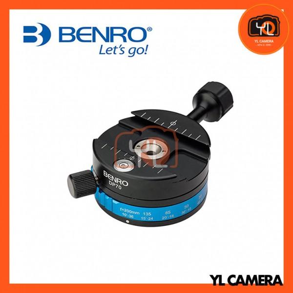 Benro DP70 Quick Indexing Panoramic Head