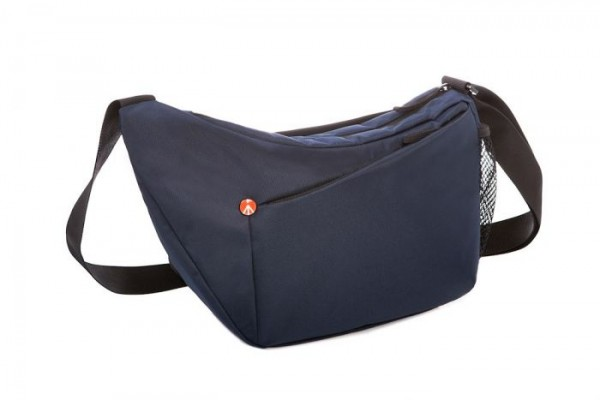 Manfrotto NX camera shoulder bag III Blue