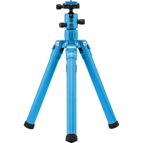 (SPECIAL DEAL) Mefoto GlobeTrotter Air Travel Tripod (Blue) GTAIRBLU