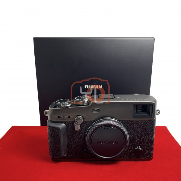 [USED-PJ33] Fujifilm X-Pro 3 Body (Dura Black), 95% Like New Condition (S/N:94033093)