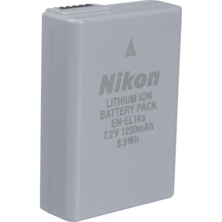 Nikon EN-EL14a Rechargeable Battery