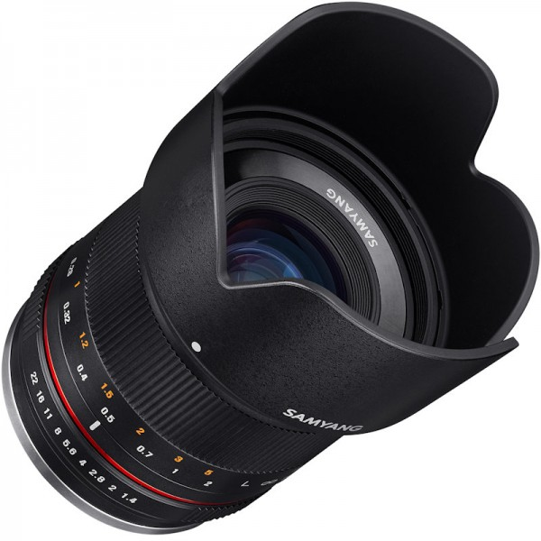Samyang 21mm F1.4 Lens for Canon (Black)