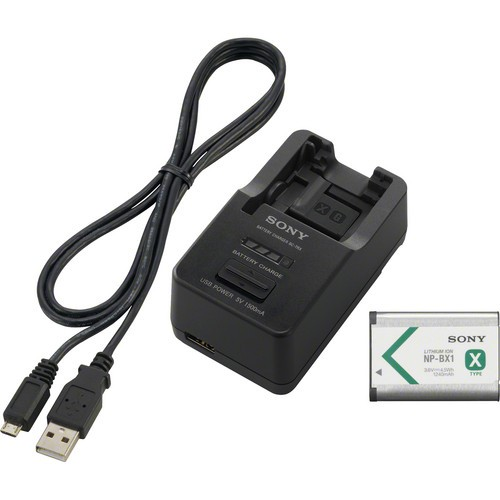 Sony ACC-TRBX Battery Charger Kit