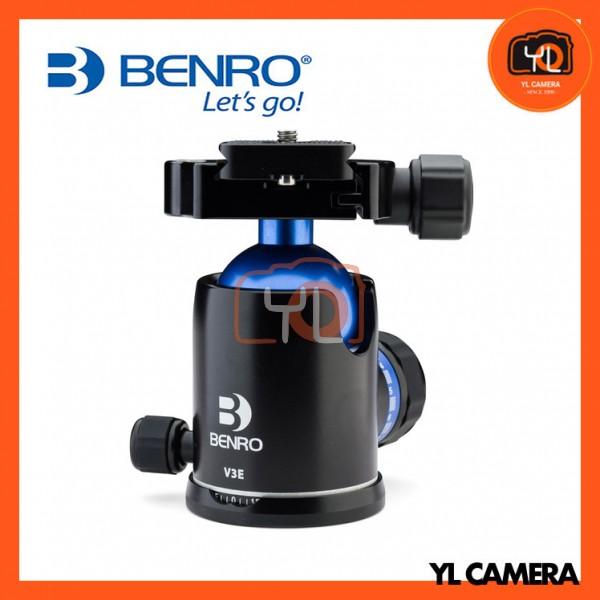 Benro V3E Triple Action Ball Head