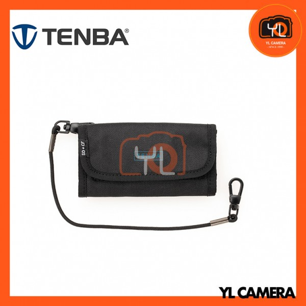 Tenba Tools Reload SD & CF Card Wallet (Black)