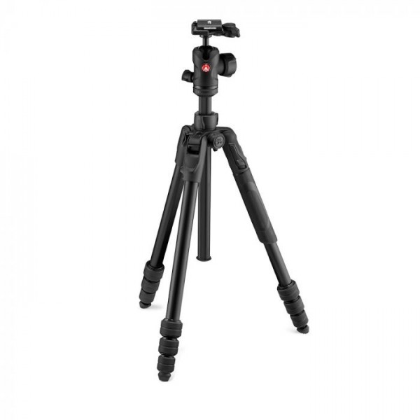 Manfrotto MKBFRTA4BM-BH Befree Advanced Nerissimo Travel Tripod twist