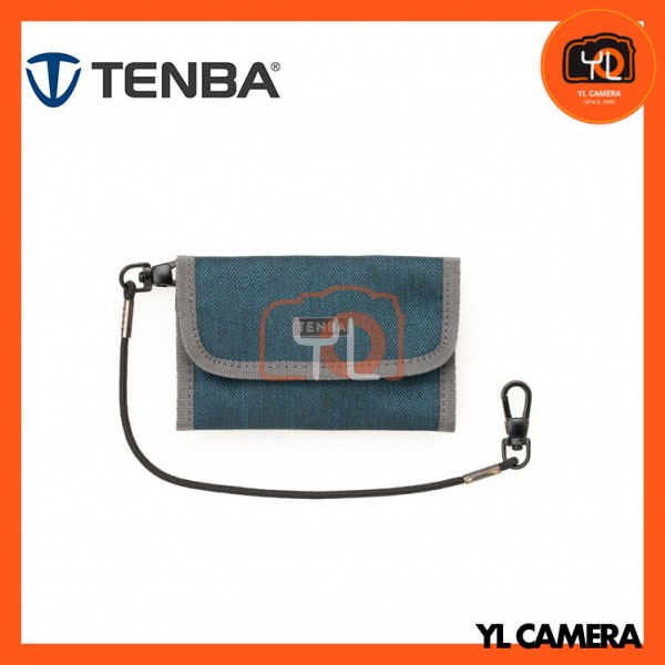 Tenba Tools Reload Universal Card Wallet (Blue)