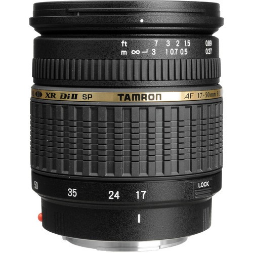 Tamron SP 17-50mm f/2.8 Di II LD Aspherical [IF] Lens for Sony A