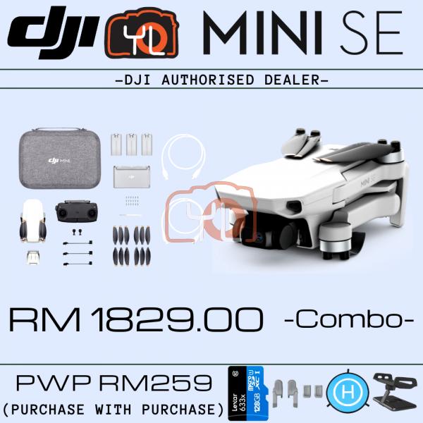 DJI Mini SE Combo