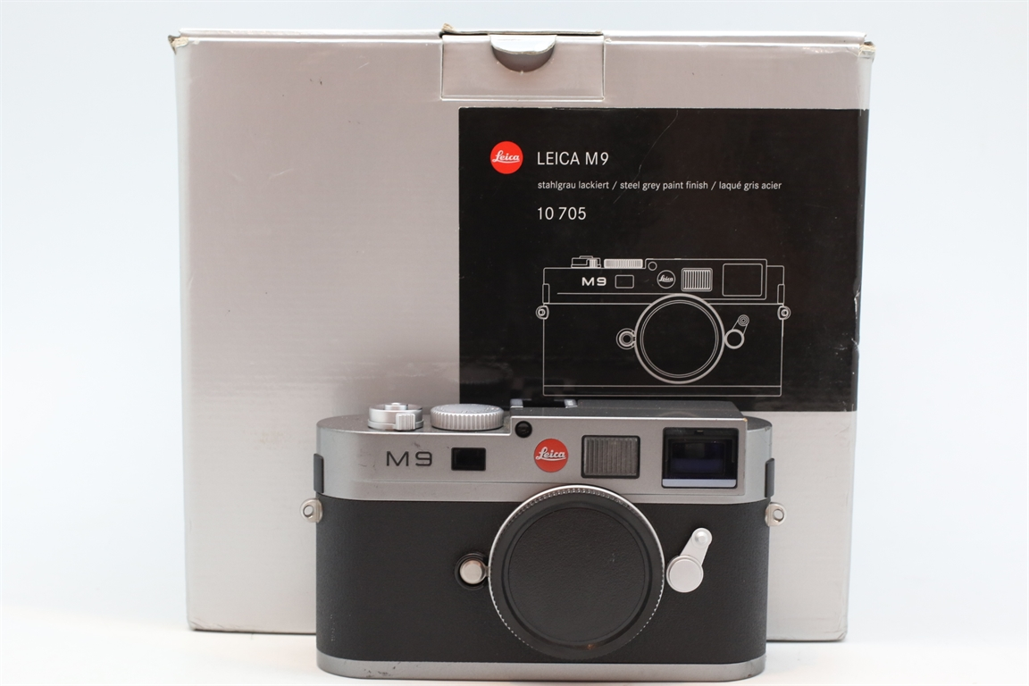 [USED] LEICA M9 CAMERA BODY 88%LIKE NEW CONDITION SN:3841760