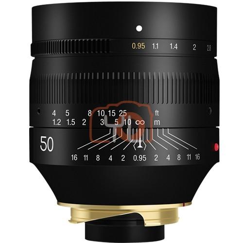 TT Artisan M50mm F0.95 - Black (Leica M-Mount)