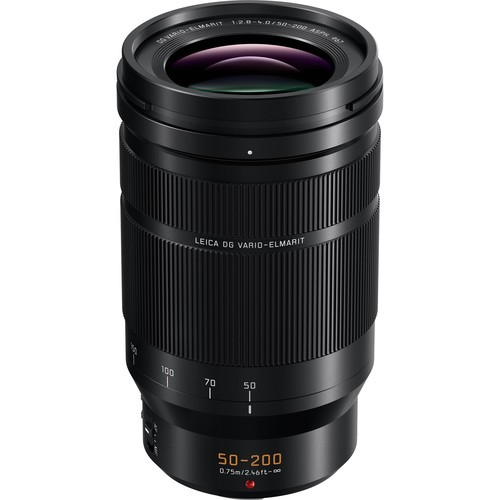Panasonic Leica 50-200mm F2.8-4 DG Vario-Elmarit ASPH. POWER OIS (H-ES50200GC)