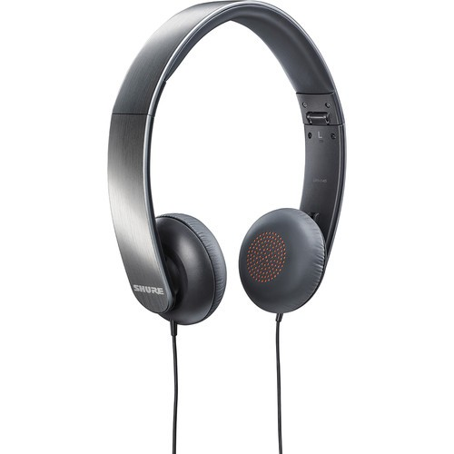 Shure SRH145A Portable Closed-Back Headphones