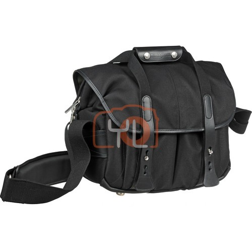 Billingham 207 Camera Bag (Black FibreNyte Black)
