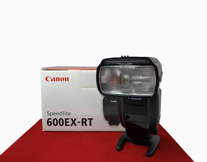 [USED-PJ33] Canon 600EX-RT Speedlite,95% Like New Condition,(S/N:4211108363)