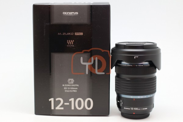 [USED-PUDU] Olympus 12-100mm F4 IS PRO M.Zuiko 98%LIKE NEW CONDITION SN:ACC247653