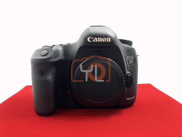 [USED-PJ33] Canon Eos 5D Mark iii Body (Shutter Count : 15K), 85% Like New Condition (S/N:58024004255)