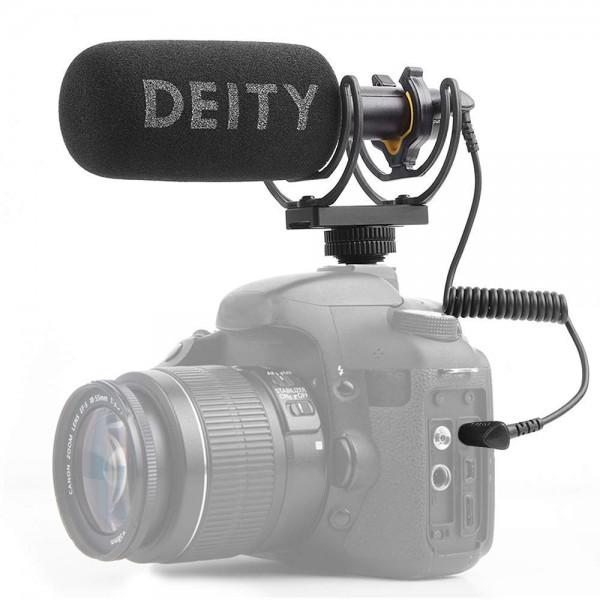 Deity V-Mic D3 Shotgun Microphone with Rycote Shockmount