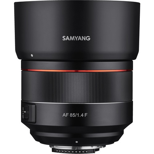 Samyang AF 85mm F1.4 Lens for Nikon F
