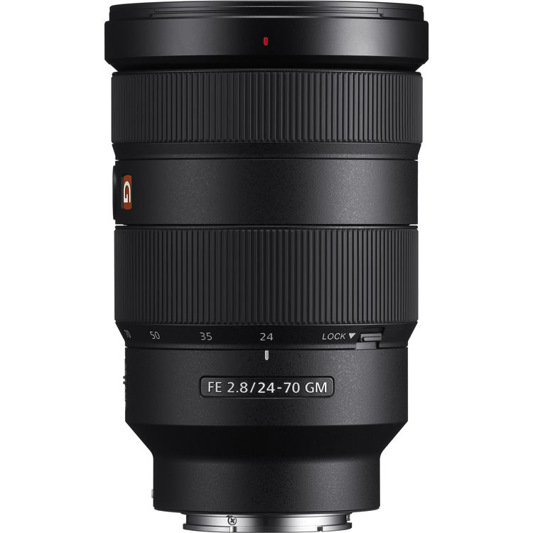 (Sony Special Deal) Sony FE 24-70mm F2.8 GM (SEL2470GM)