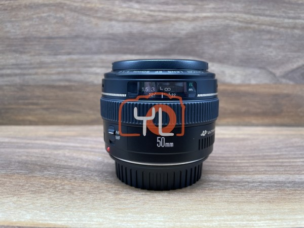 [USED @ YL LOW YAT]-Canon EF 50mm F1.4 USM Lens,95% Condition Like New,S/N:87580843