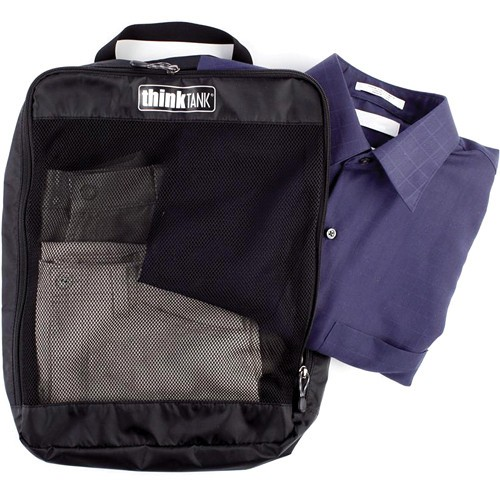 Think Tank Photo Travel Pouch - Large (Black)